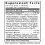 Premier Research Labs Estro Flavone™ Supplement Facts Panel