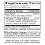 Premier Research Labs Noni Supplement Facts Panel