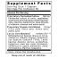 Premier Research Labs Probiotic Caps Supplement Facts Panel