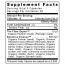 Premier Research Labs Psyllium Fiber Supplement Facts Panel